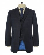 "The Thresher ""Hare"" Three-Button Country Suit"