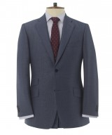 "The Thresher ""Suez"" 30% Mohair Half-Lined Travel Suit"