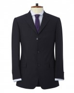 "The Glenny ""Istanbul"" Three-Button Half-Lined Travel Suit"