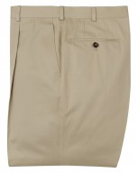 The Pleated Chino