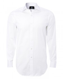 The Essential Expert Shirt in Polar White